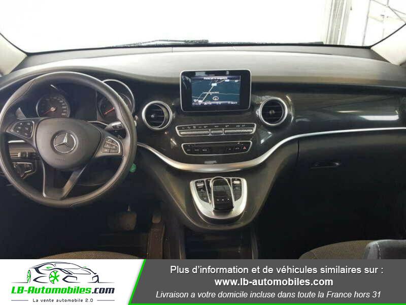 Mercedes Classe V 250 d 7G-TRONIC PLUS Blanc occasion à Beaupuy - photo n°2