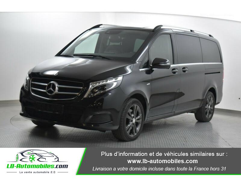 Mercedes Classe V 250 d 7G-TRONIC PLUS Noir occasion à Beaupuy - photo n°1