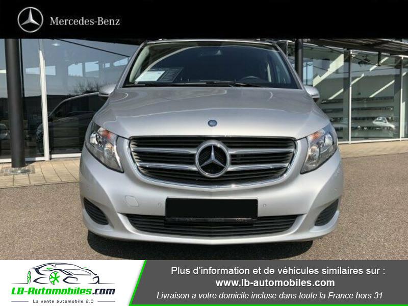 Mercedes Classe V 250 d 7G-TRONIC PLUS Gris occasion à Beaupuy - photo n°9