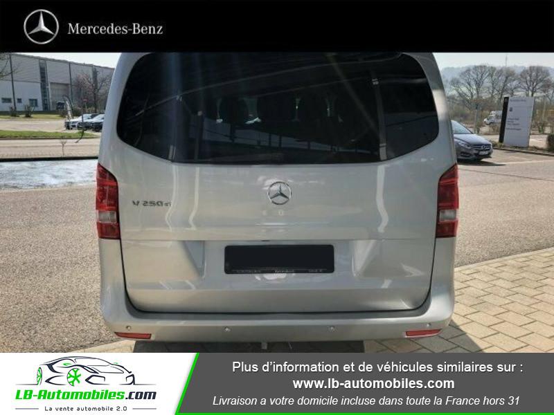 Mercedes Classe V 250 d 7G-TRONIC PLUS Gris occasion à Beaupuy - photo n°4