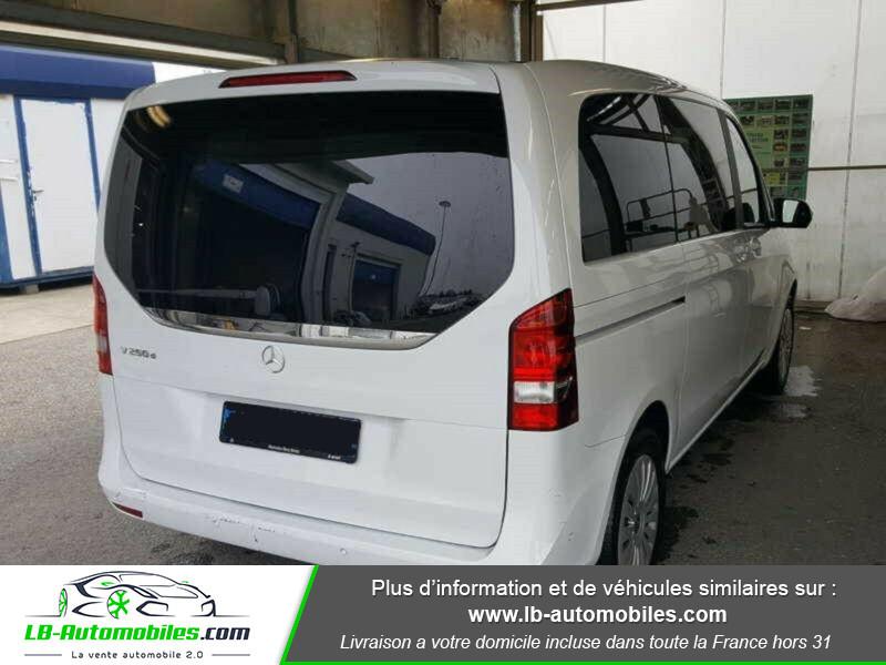 Mercedes Classe V 250 d 7G-TRONIC PLUS Blanc occasion à Beaupuy - photo n°3