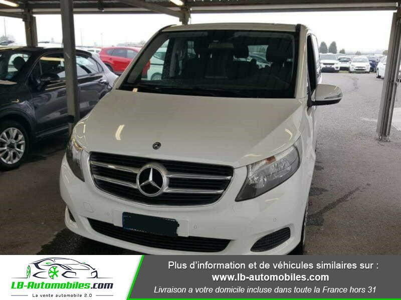 Mercedes Classe V 250 d 7G-TRONIC PLUS Blanc occasion à Beaupuy