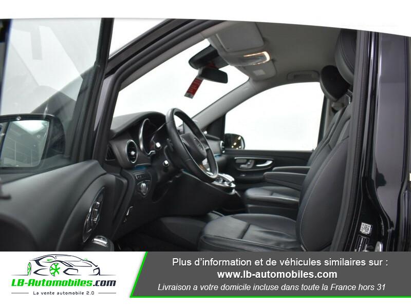 Mercedes Classe V 250 d 7G-TRONIC PLUS Noir occasion à Beaupuy - photo n°4