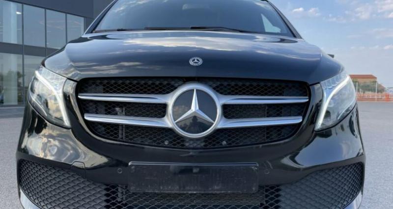 Mercedes Classe V 250D AVANTGARDE EXTRALONG 9G-TRONIC Noir occasion à RIVESALTES - photo n°6