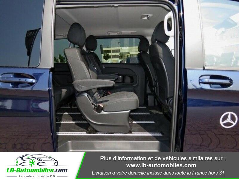 Mercedes Classe V 300 d 7G-TRONIC PLUS Bleu occasion à Beaupuy - photo n°6