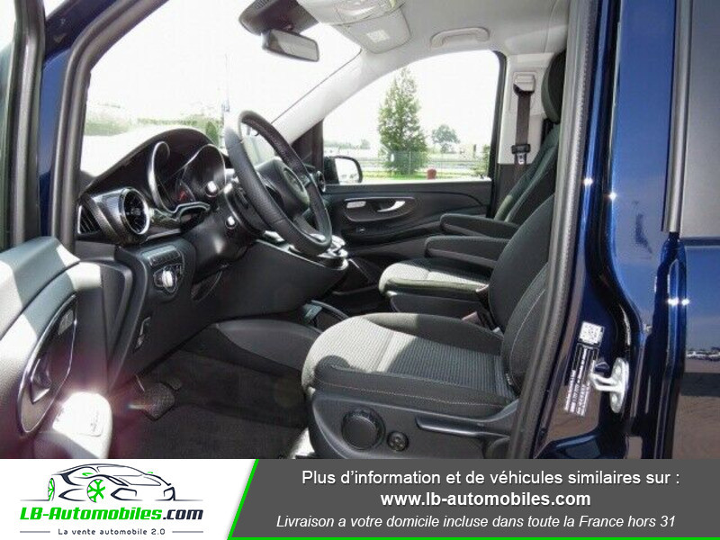 Mercedes Classe V 300 d 7G-TRONIC PLUS Bleu occasion à Beaupuy - photo n°7