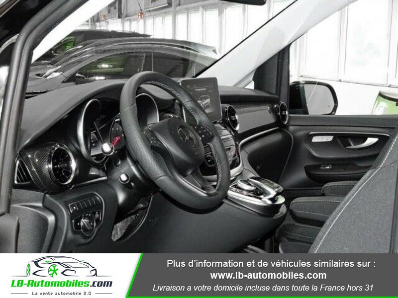 Mercedes Classe V 300 d 7G-TRONIC PLUS Noir occasion à Beaupuy - photo n°6
