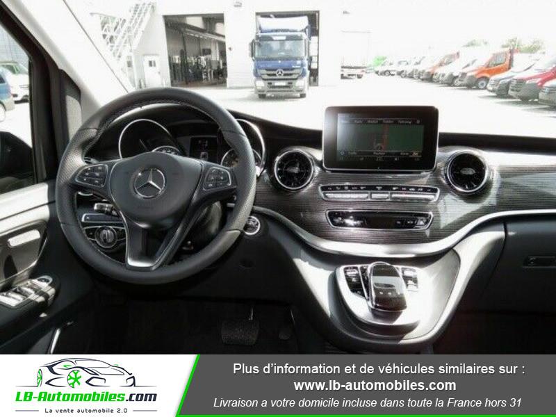 Mercedes Classe V 300 d 7G-TRONIC PLUS Bleu occasion à Beaupuy - photo n°2