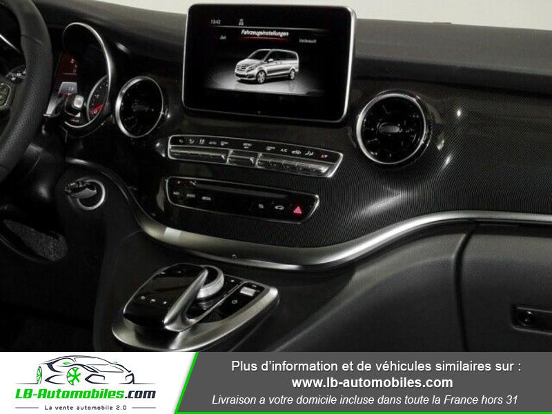 Mercedes Classe V 300 d 7G-TRONIC PLUS Noir occasion à Beaupuy - photo n°8
