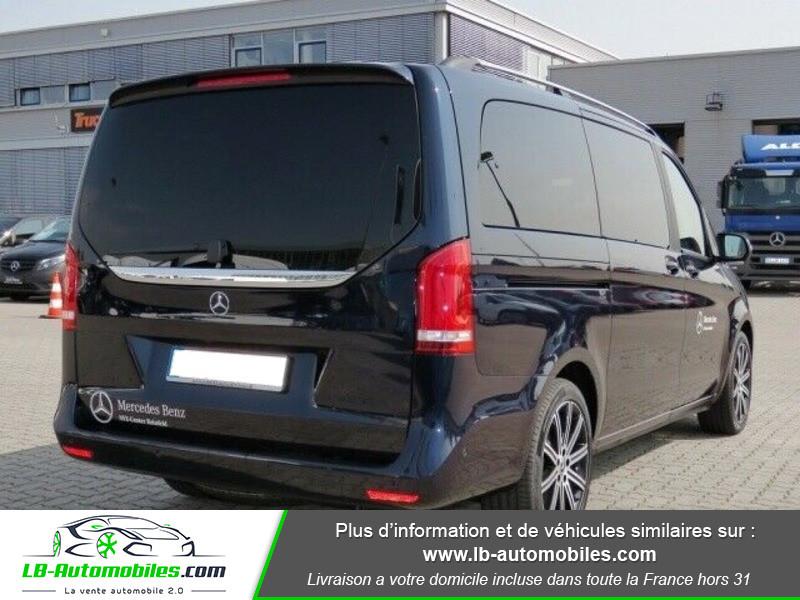 Mercedes Classe V 300 d 7G-TRONIC PLUS Bleu occasion à Beaupuy - photo n°3