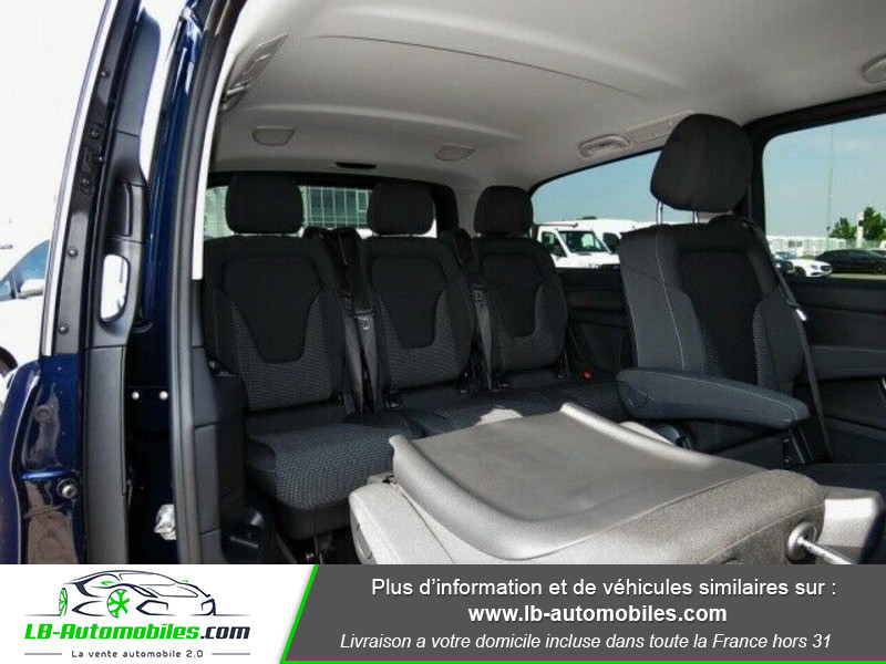 Mercedes Classe V 300 d 7G-TRONIC PLUS Bleu occasion à Beaupuy - photo n°5