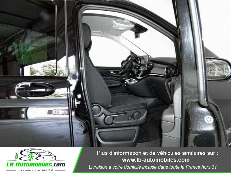 Mercedes Classe V 300 d 7G-TRONIC PLUS Noir occasion à Beaupuy - photo n°9