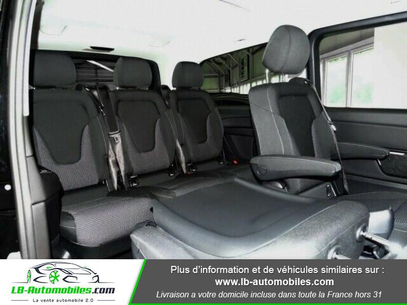 Mercedes Classe V 300 d 7G-TRONIC PLUS Noir occasion à Beaupuy - photo n°7