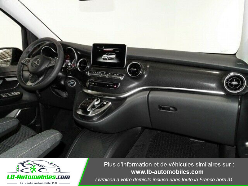 Mercedes Classe V 300 d 7G-TRONIC PLUS Noir occasion à Beaupuy - photo n°2