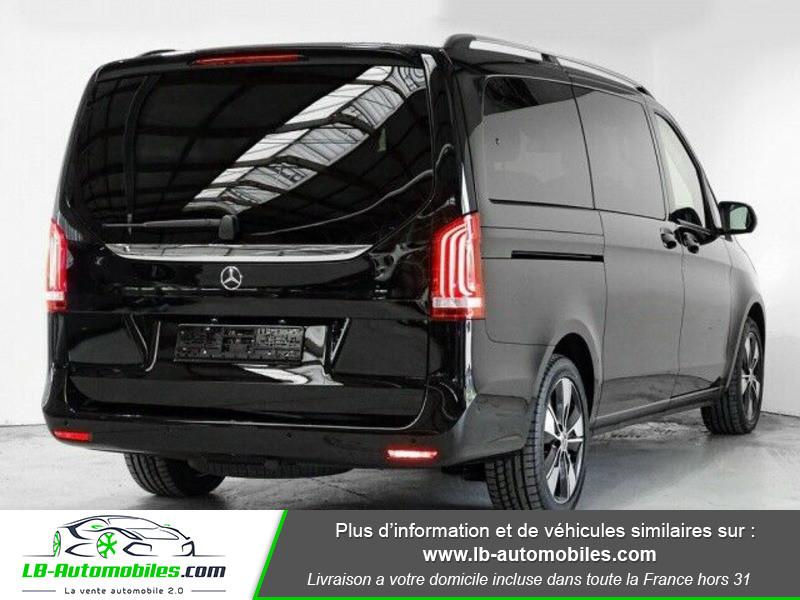 Mercedes Classe V 300 d 7G-TRONIC PLUS Noir occasion à Beaupuy - photo n°3