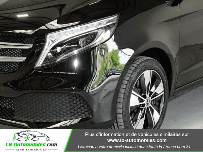 Mercedes Classe V 300 d 7G-TRONIC PLUS Noir occasion à Beaupuy - photo n°10