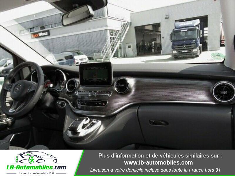 Mercedes Classe V 300 d 7G-TRONIC PLUS Bleu occasion à Beaupuy - photo n°8