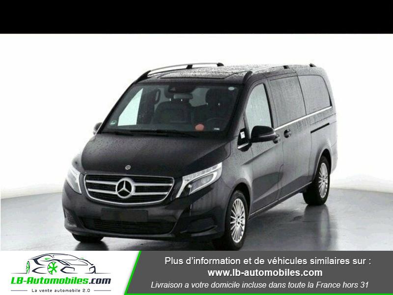 Mercedes Classe V Extra-Long 250 d 7G-TRONIC 8 Places Noir occasion à Beaupuy