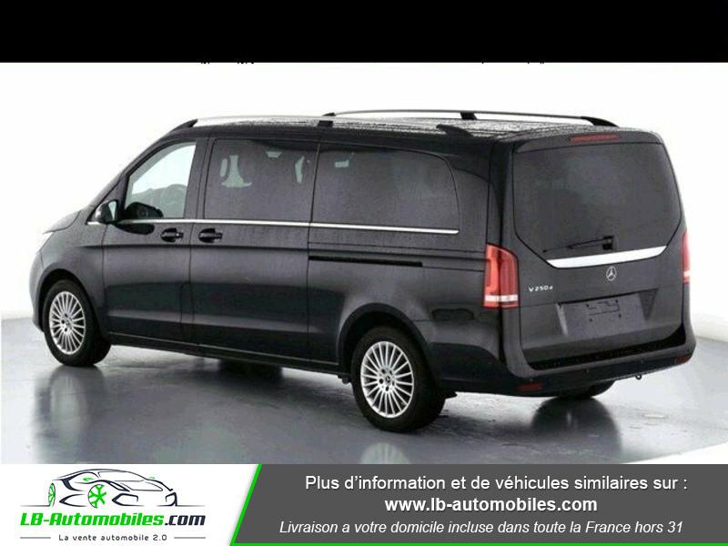 Mercedes Classe V Extra-Long 250 d 7G-TRONIC 8 Places Noir occasion à Beaupuy - photo n°8