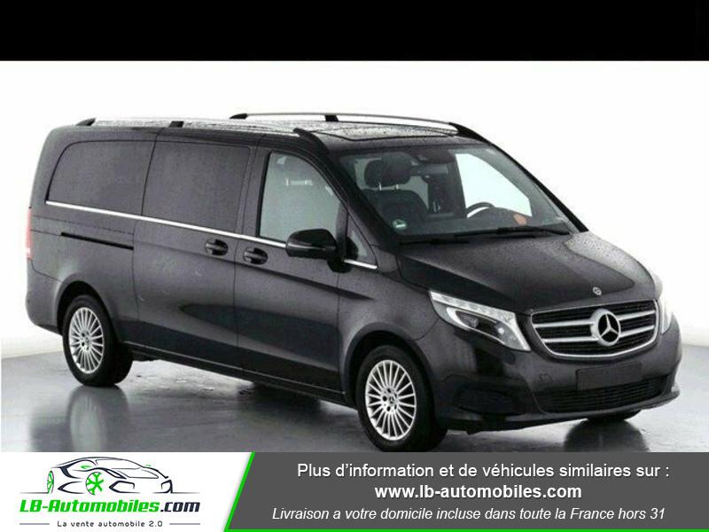 Mercedes Classe V Extra-Long 250 d 7G-TRONIC 8 Places Noir occasion à Beaupuy - photo n°7