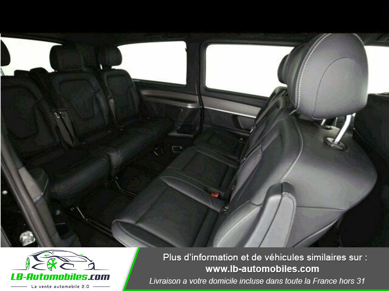 Mercedes Classe V Extra-Long 250 d 7G-TRONIC 8 Places Noir occasion à Beaupuy - photo n°5