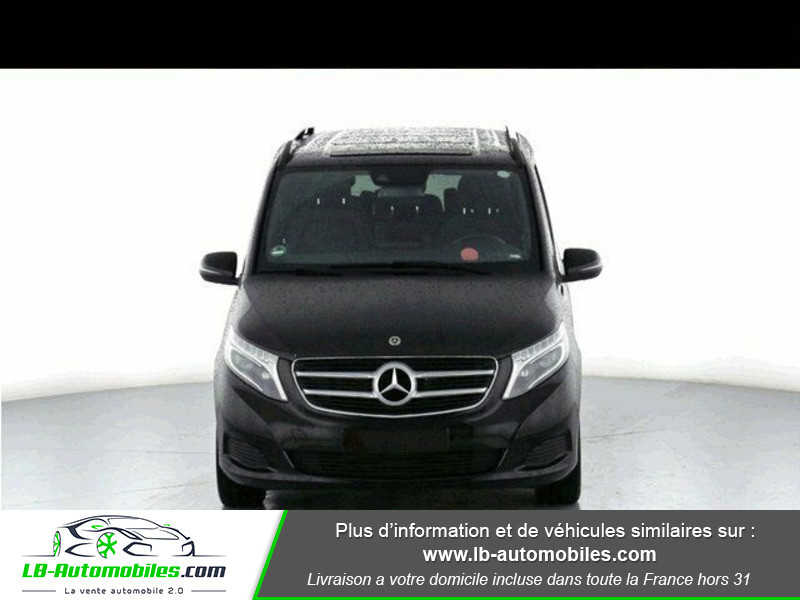 Mercedes Classe V Extra-Long 250 d 7G-TRONIC 8 Places Noir occasion à Beaupuy - photo n°6