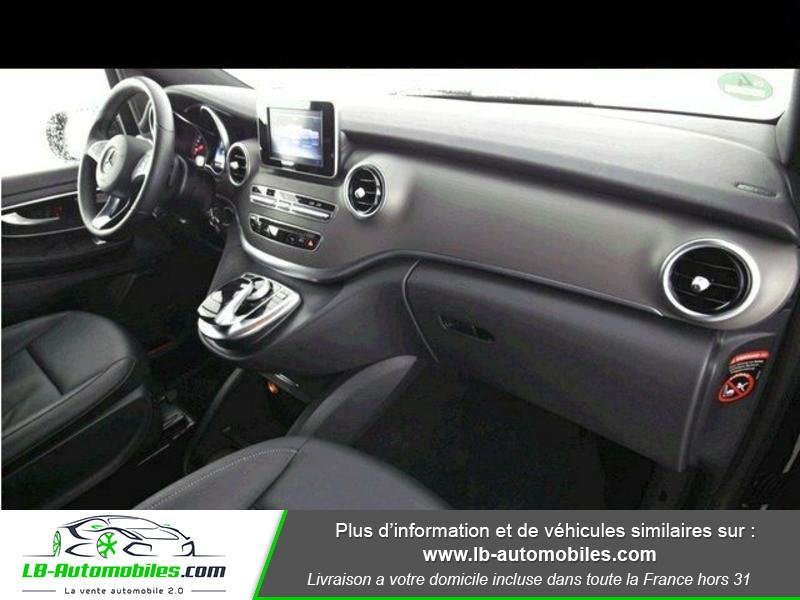 Mercedes Classe V Extra-Long 250 d 7G-TRONIC 8 Places Noir occasion à Beaupuy - photo n°4