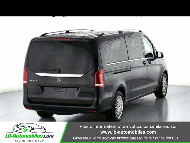 Mercedes Classe V Extra-Long 250 d 7G-TRONIC 8 Places Noir occasion à Beaupuy - photo n°3