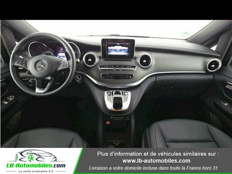 Mercedes Classe V Extra-Long 250 d 7G-TRONIC 8 Places Noir occasion à Beaupuy - photo n°2