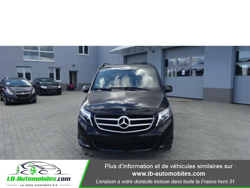 Mercedes Classe V Extra-Long 250 d 7G-TRONIC PLUS Noir occasion à Beaupuy - photo n°7