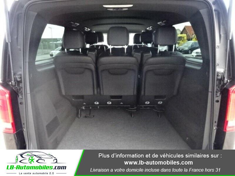 Mercedes Classe V Extra-Long 250 d 7G-TRONIC PLUS Noir occasion à Beaupuy - photo n°11