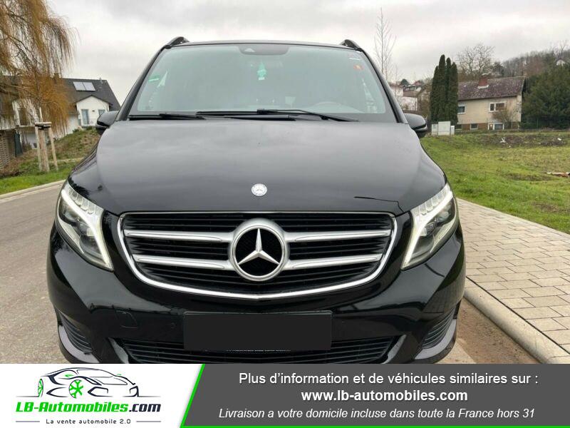 Mercedes Classe V Extra-Long 250 d 7G-TRONIC PLUS Noir occasion à Beaupuy - photo n°8