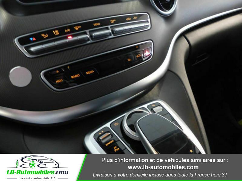 Mercedes Classe V Extra-Long 250 d 7G-TRONIC PLUS Noir occasion à Beaupuy - photo n°9
