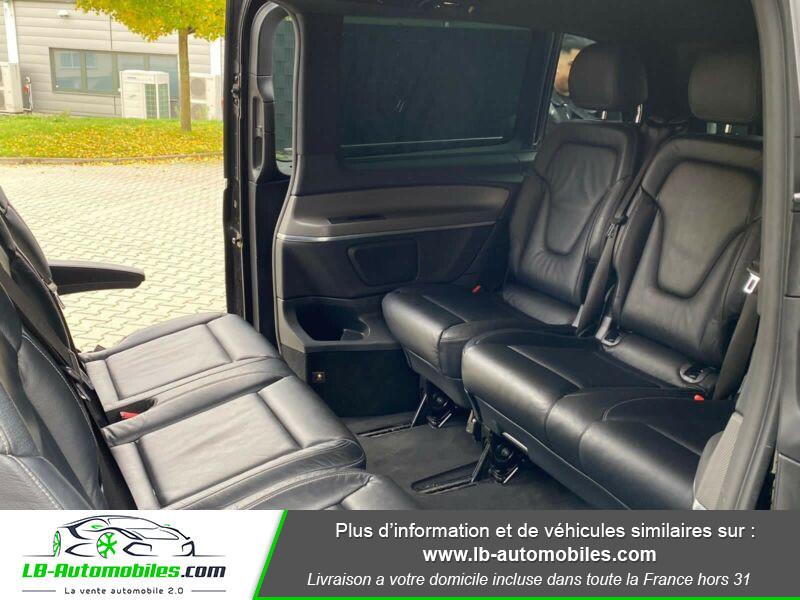 Mercedes Classe V Extra-Long 250 d 7G-TRONIC PLUS Noir occasion à Beaupuy - photo n°5