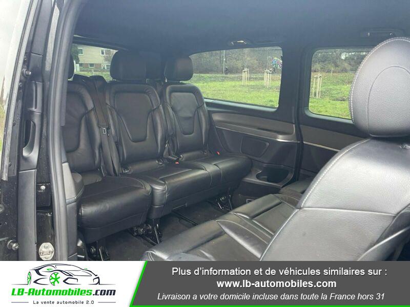 Mercedes Classe V Extra-Long 250 d 7G-TRONIC PLUS Noir occasion à Beaupuy - photo n°3