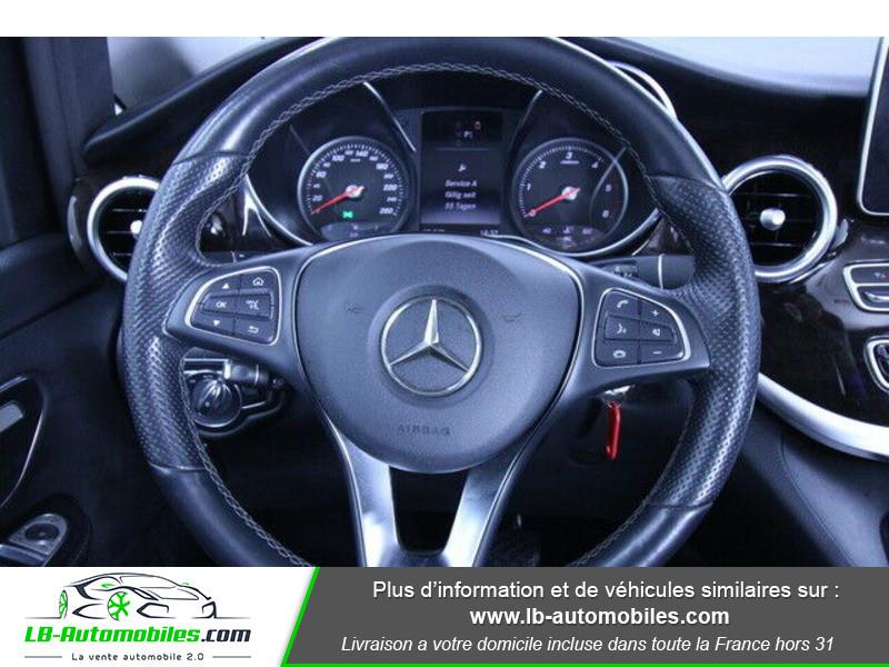 Mercedes Classe V Extra-Long 250 d 7G-TRONIC PLUS Noir occasion à Beaupuy - photo n°10