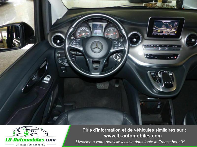 Mercedes Classe V Extra-Long 250 d 7G-TRONIC PLUS Noir occasion à Beaupuy - photo n°2