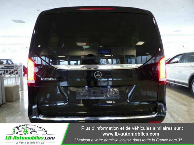 Mercedes Classe V Extra-Long 250 d 7G-TRONIC PLUS Noir occasion à Beaupuy - photo n°13