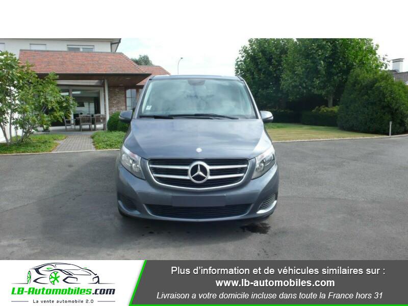 Mercedes Classe V Long 220 d 7G-TRONIC PLUS Gris occasion à Beaupuy - photo n°10