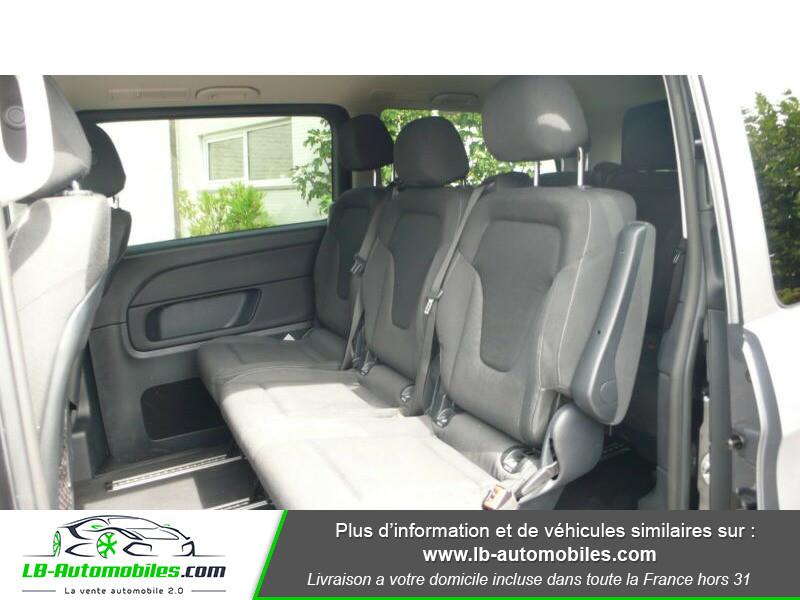 Mercedes Classe V Long 220 d 7G-TRONIC PLUS Gris occasion à Beaupuy - photo n°7