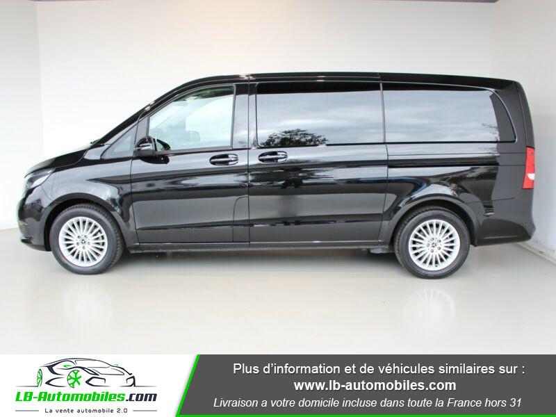 Mercedes Classe V Long 220 d 7G-TRONIC PLUS Noir occasion à Beaupuy - photo n°8