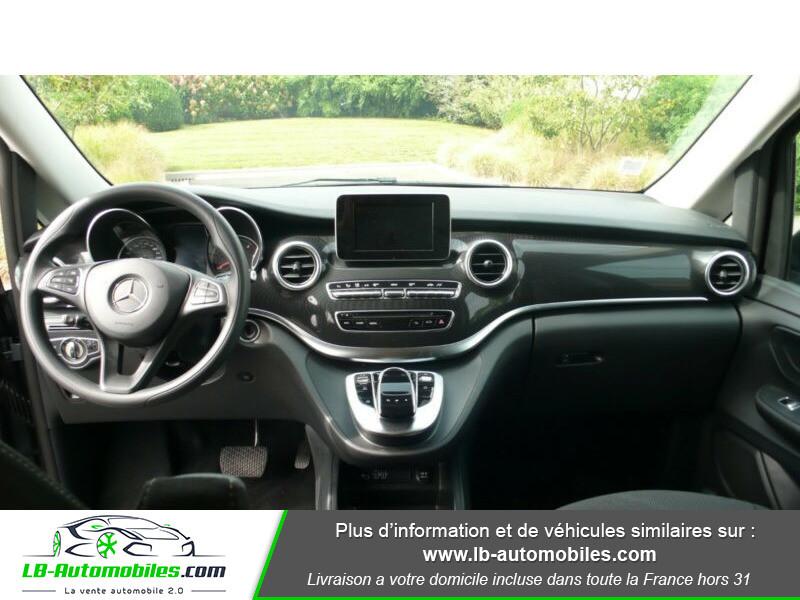 Mercedes Classe V Long 220 d 7G-TRONIC PLUS Gris occasion à Beaupuy - photo n°2