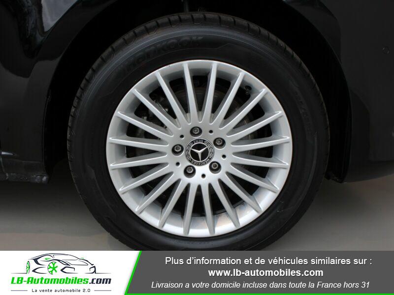 Mercedes Classe V Long 220 d 7G-TRONIC PLUS Noir occasion à Beaupuy - photo n°11