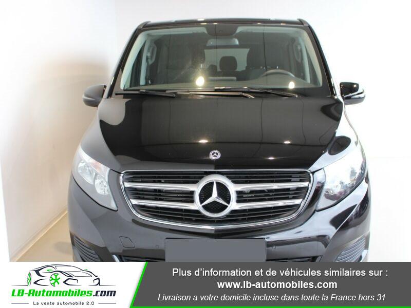 Mercedes Classe V Long 220 d 7G-TRONIC PLUS Noir occasion à Beaupuy - photo n°9
