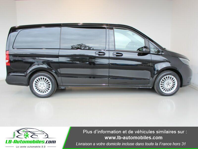 Mercedes Classe V Long 220 d 7G-TRONIC PLUS Noir occasion à Beaupuy - photo n°7