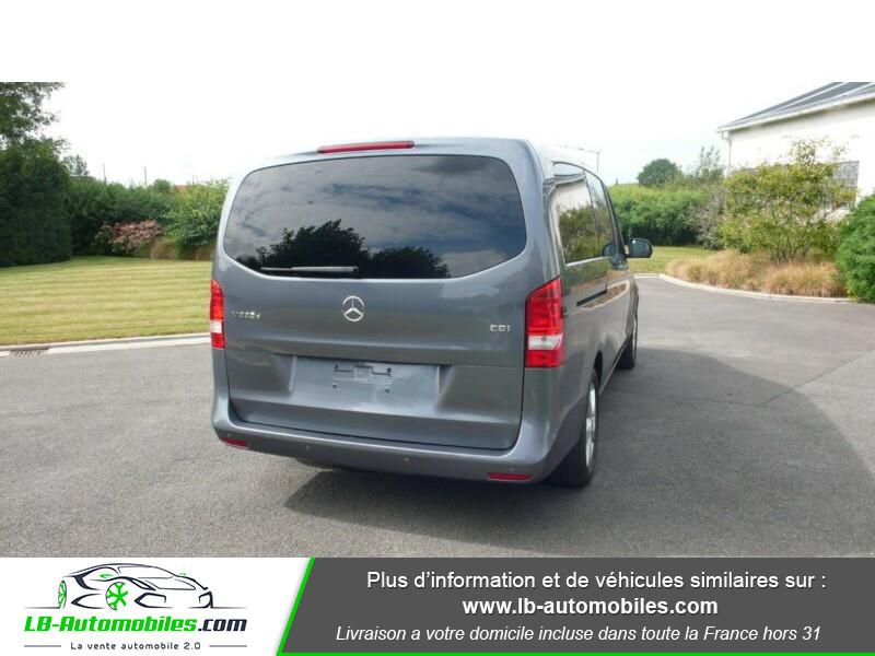 Mercedes Classe V Long 220 d 7G-TRONIC PLUS Gris occasion à Beaupuy - photo n°3