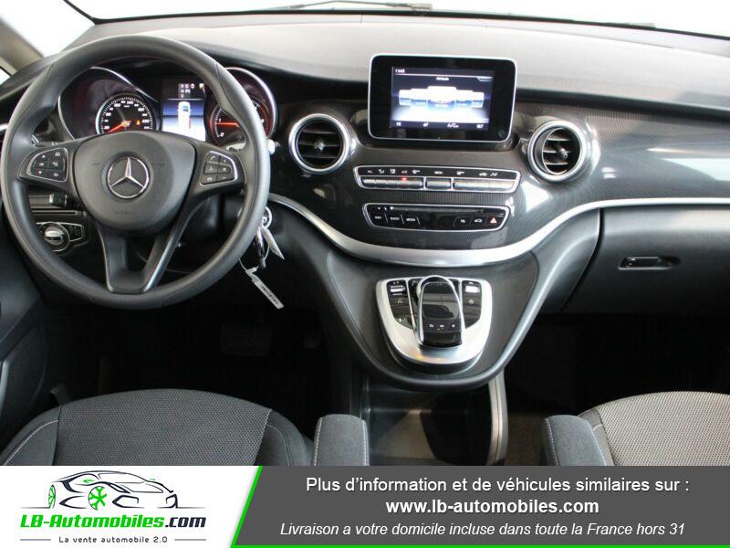 Mercedes Classe V Long 220 d 7G-TRONIC PLUS Noir occasion à Beaupuy - photo n°2