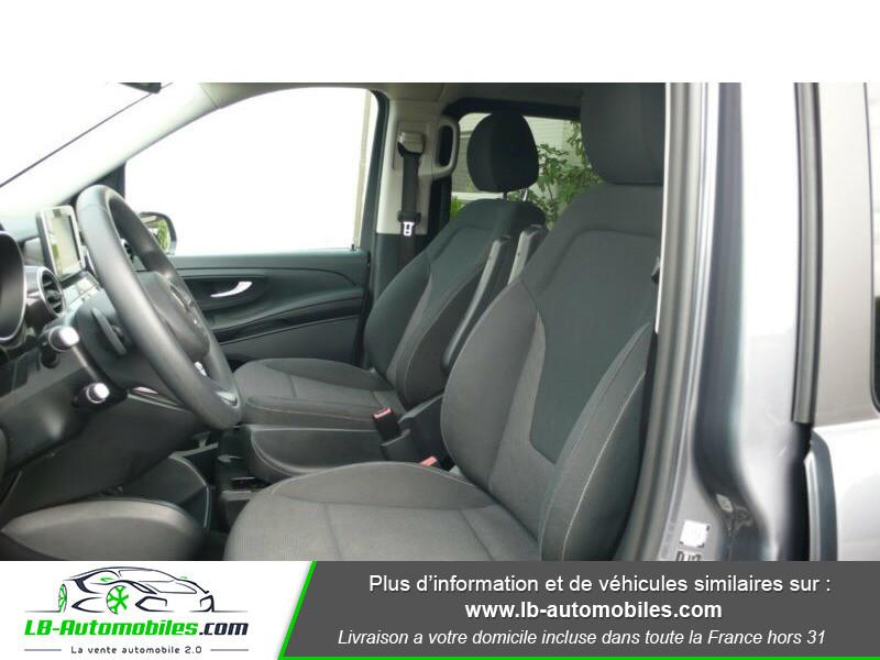 Mercedes Classe V Long 220 d 7G-TRONIC PLUS Gris occasion à Beaupuy - photo n°5