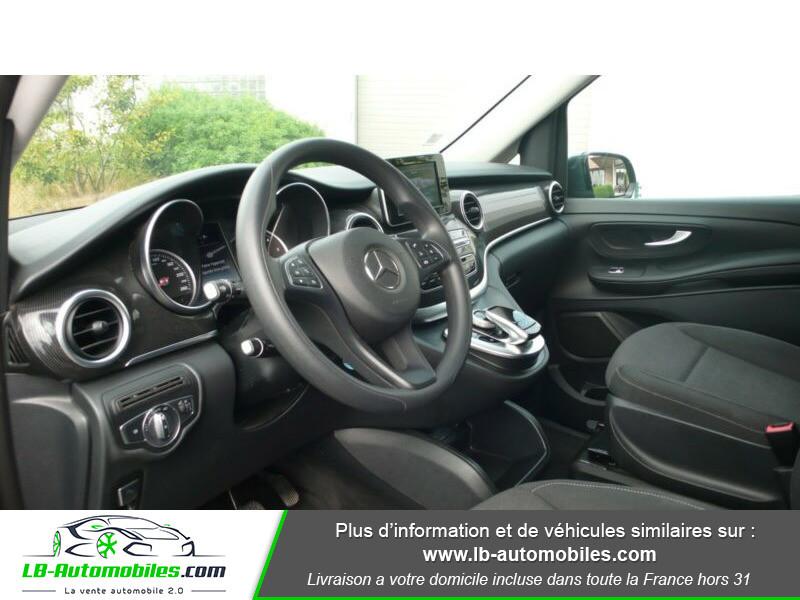 Mercedes Classe V Long 220 d 7G-TRONIC PLUS Gris occasion à Beaupuy - photo n°4