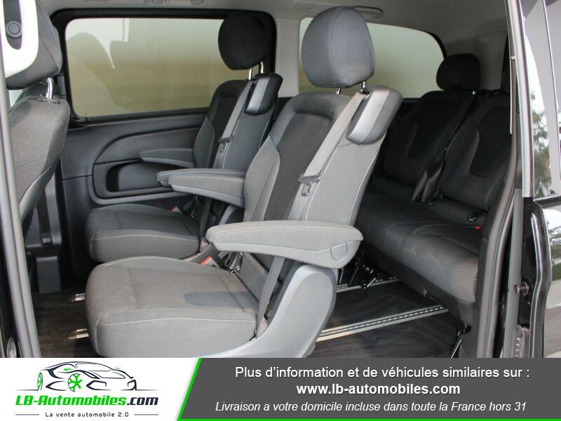 Mercedes Classe V Long 220 d 7G-TRONIC PLUS Noir occasion à Beaupuy - photo n°5